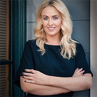 Erica Tracey - Marketing Director