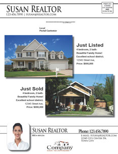 Just Sold / Just Listed